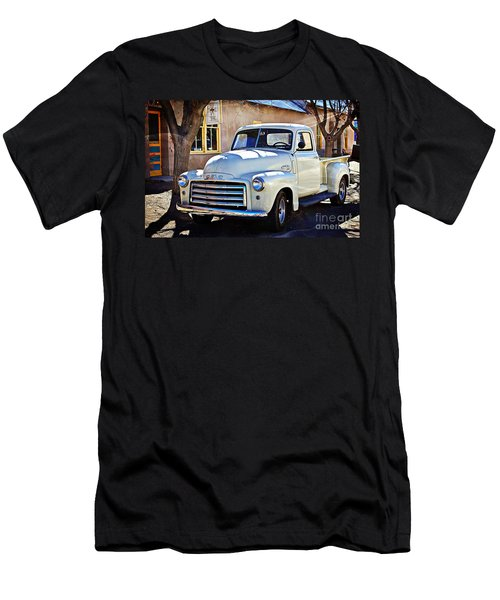 The Magic Of The 1949 Gmc 100 Men's T-Shirt (Athletic Fit)