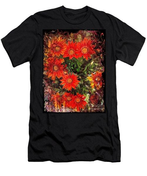The Magical Flower Garden Men's T-Shirt (Athletic Fit)
