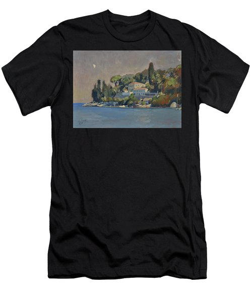 The Mansion House Paxos Men's T-Shirt (Athletic Fit)