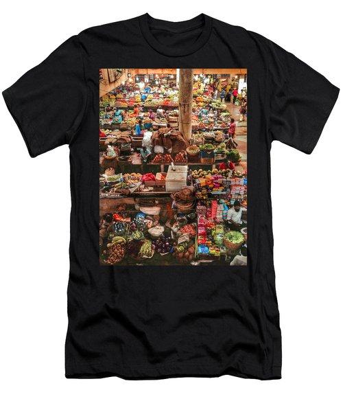 The Market Men's T-Shirt (Athletic Fit)