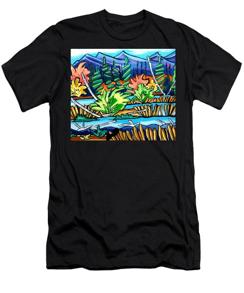 The Marsh Men's T-Shirt (Athletic Fit)
