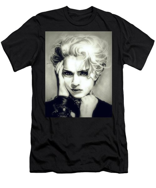 The Material Girl Men's T-Shirt (Slim Fit) by Fred Larucci