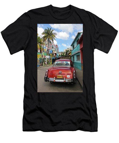 The Mercury Men's T-Shirt (Athletic Fit)