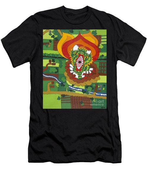The Meridian Men's T-Shirt (Athletic Fit)