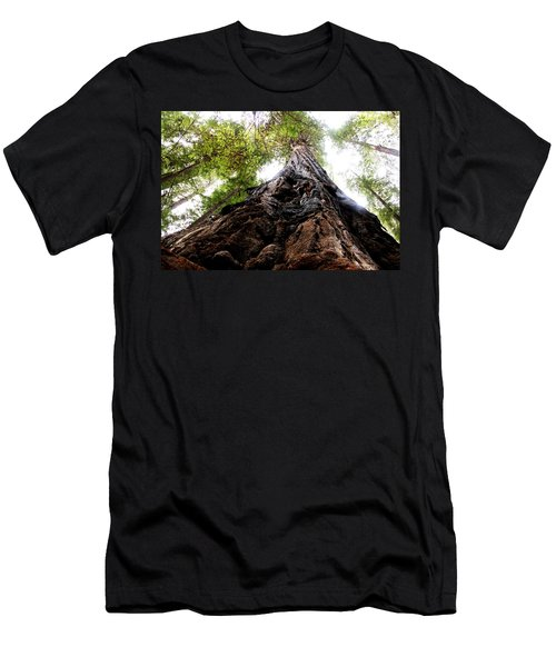 The Mighty Redwood Men's T-Shirt (Athletic Fit)