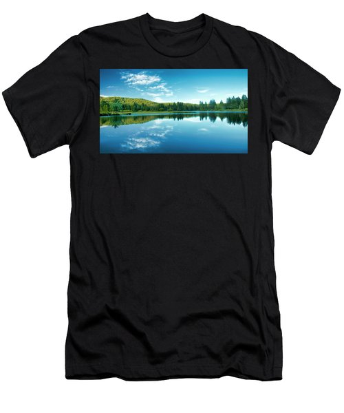 The Mill Pond  Men's T-Shirt (Athletic Fit)