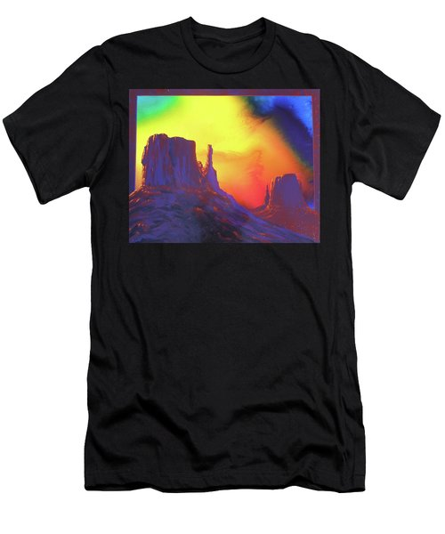 The Mittens , Psalm 19 Men's T-Shirt (Athletic Fit)