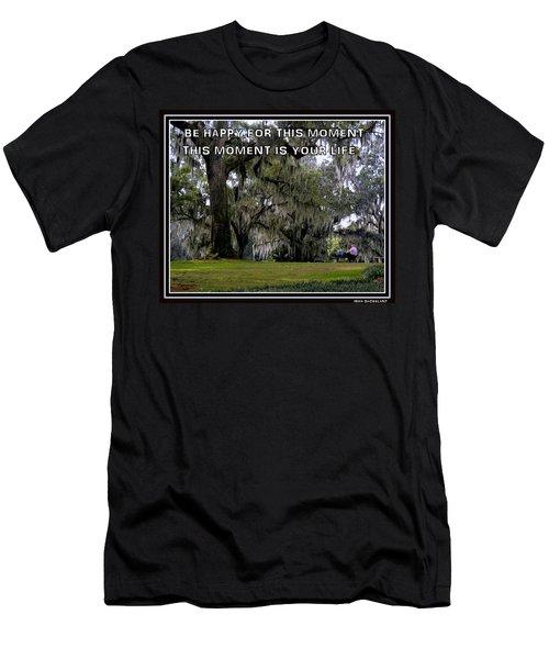 The Moment Men's T-Shirt (Slim Fit)