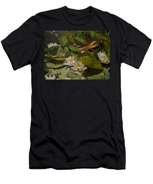 The Morning Symphony Men's T-Shirt (Athletic Fit)