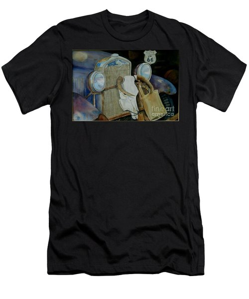 The Mother Road Men's T-Shirt (Athletic Fit)