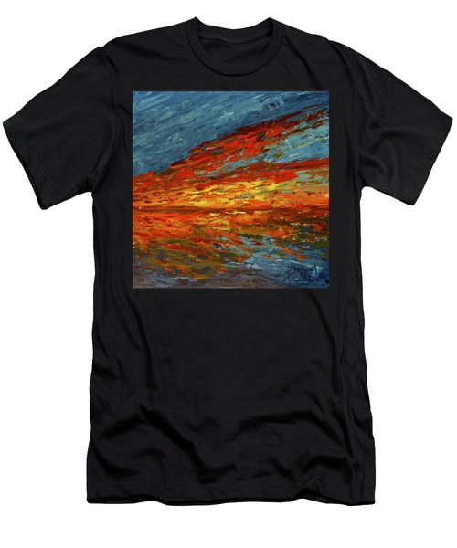 The Music Of The Night Men's T-Shirt (Athletic Fit)
