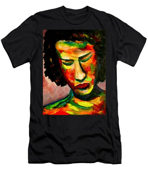 The Musician's Feelings Men's T-Shirt (Athletic Fit)