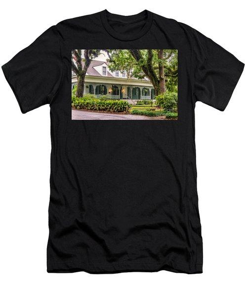 The Myrtle's Plantation -st Francisville La Men's T-Shirt (Athletic Fit)