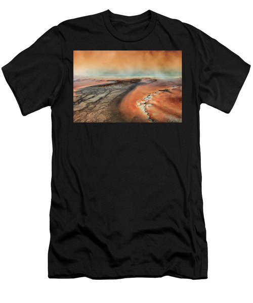 The Mysterious Force Men's T-Shirt (Athletic Fit)
