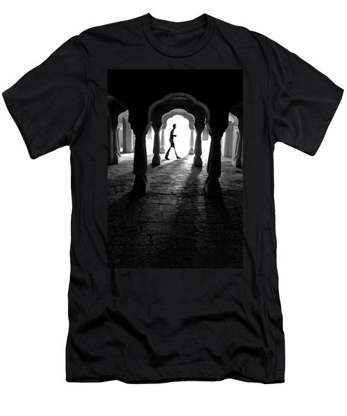 The Mystery Man Men's T-Shirt (Athletic Fit)