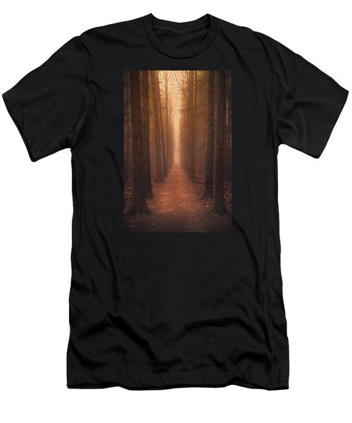 The Narrow Path Men's T-Shirt (Athletic Fit)