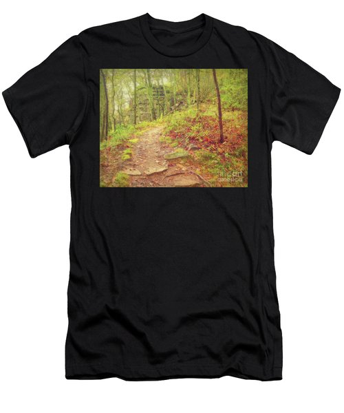 The Narrow Way Men's T-Shirt (Athletic Fit)