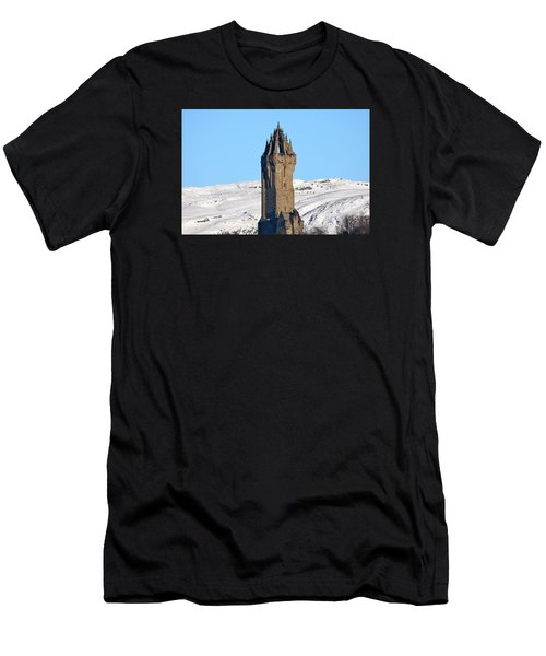 The National Wallace Monument Men's T-Shirt (Athletic Fit)