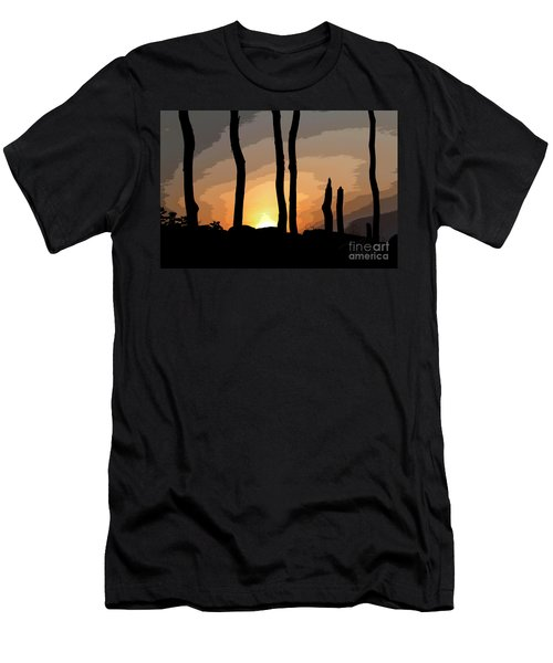 The New Dawn Men's T-Shirt (Athletic Fit)