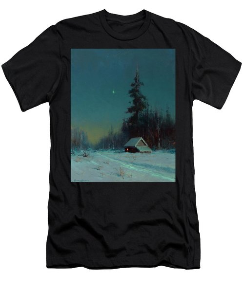 The North Star Men's T-Shirt (Athletic Fit)
