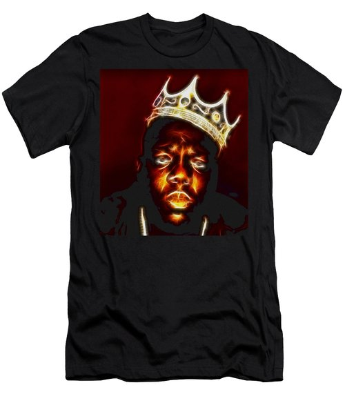 The Notorious B.i.g. - Biggie Smalls Men's T-Shirt (Athletic Fit)
