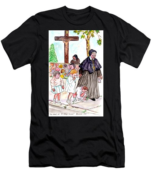 The Nuns Of St Marys Men's T-Shirt (Athletic Fit)