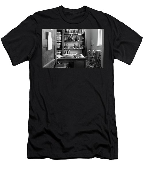 The Office Of A Teaching Assistant, 1979 Men's T-Shirt (Athletic Fit)