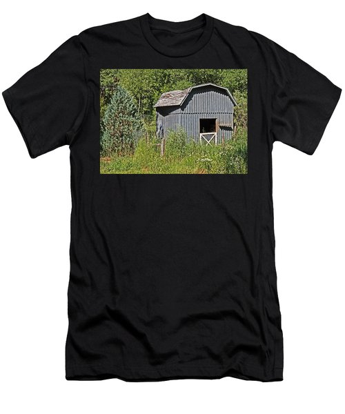 The Old Barn Men's T-Shirt (Athletic Fit)