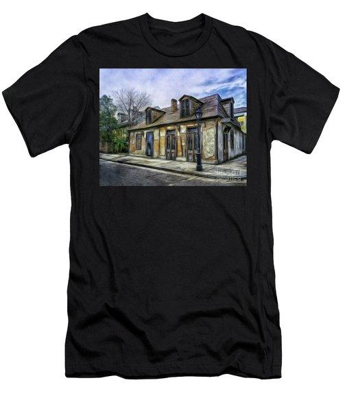 The Old Blacksmith Shop Men's T-Shirt (Athletic Fit)