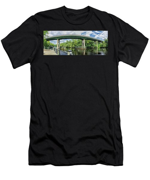 The Old Conway Bridge Men's T-Shirt (Athletic Fit)