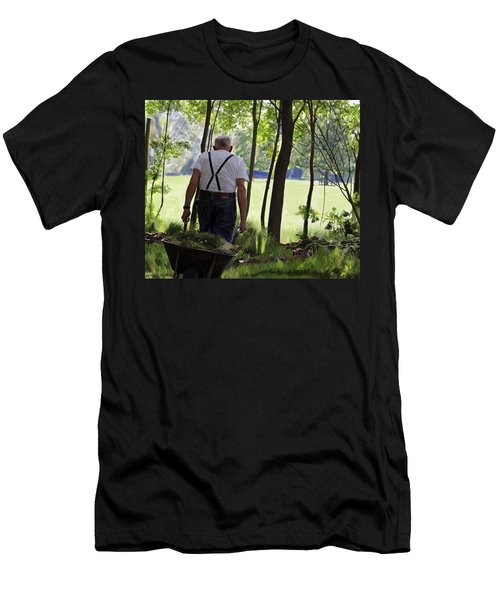 The Old Gardener Men's T-Shirt (Athletic Fit)
