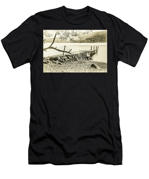 The Old Jetty Men's T-Shirt (Athletic Fit)