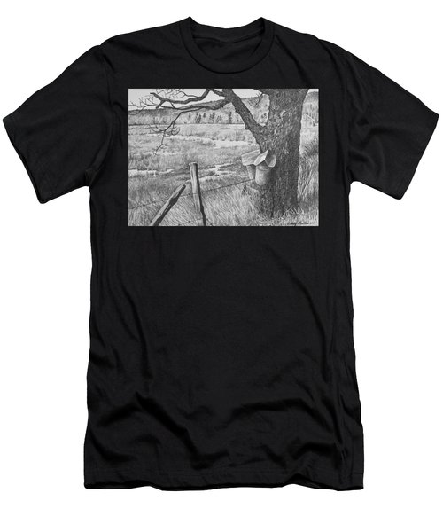 The Old Maple Men's T-Shirt (Athletic Fit)