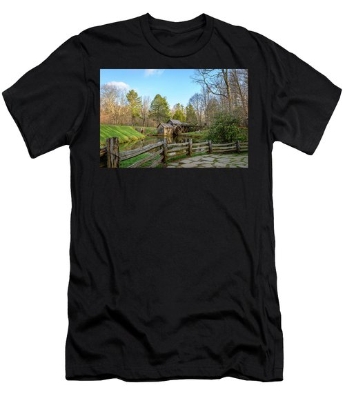 The Old Mill Men's T-Shirt (Athletic Fit)