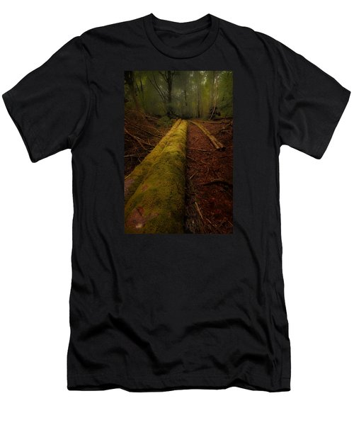 The Old Mossy Trunk Men's T-Shirt (Athletic Fit)