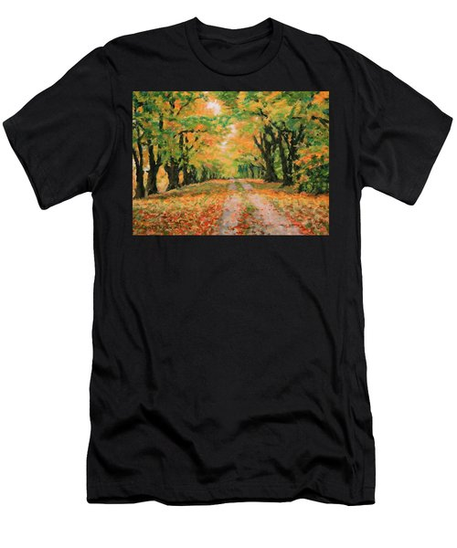 The Old Paths Men's T-Shirt (Athletic Fit)