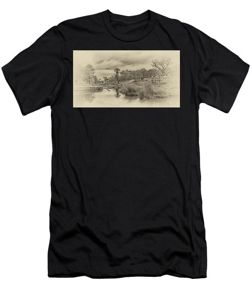 The Old Pond Men's T-Shirt (Athletic Fit)