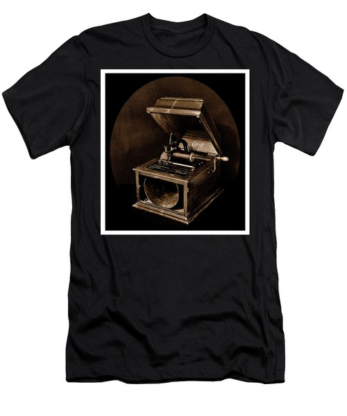 The Old Victrola Men's T-Shirt (Athletic Fit)