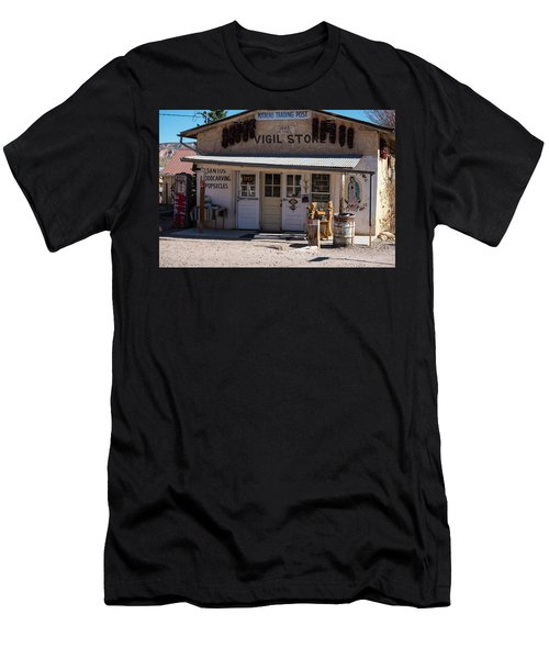Old Vigil Store In Chimayo Men's T-Shirt (Athletic Fit)