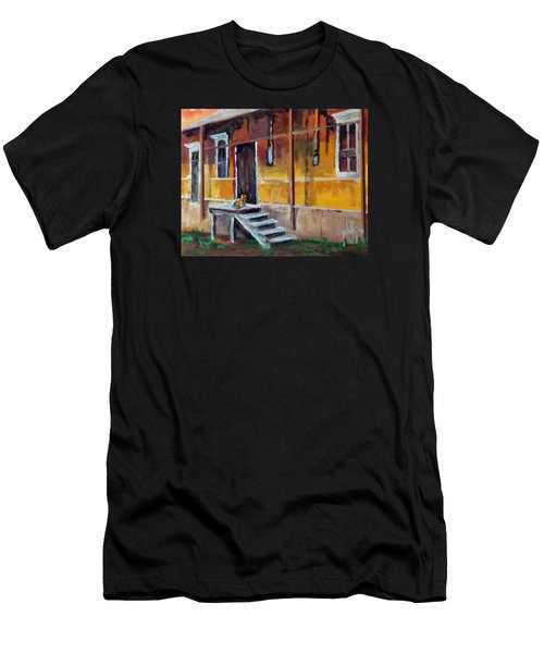 The Old Warehouse Men's T-Shirt (Athletic Fit)