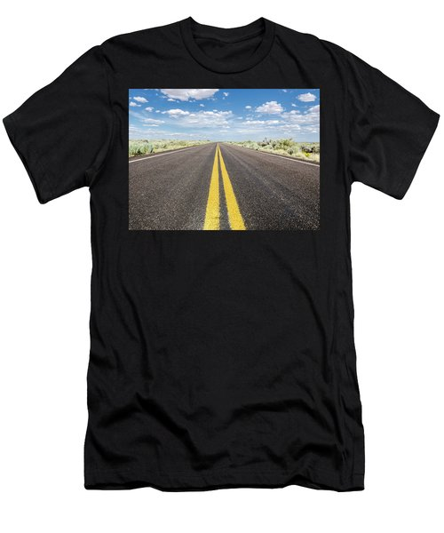 The Open Road Men's T-Shirt (Athletic Fit)