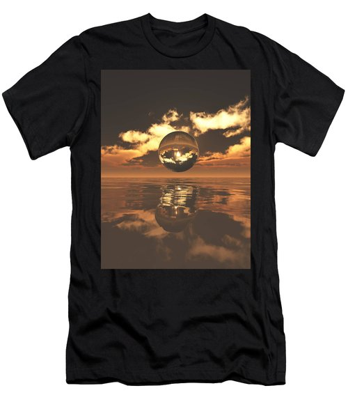 The Orb Men's T-Shirt (Athletic Fit)