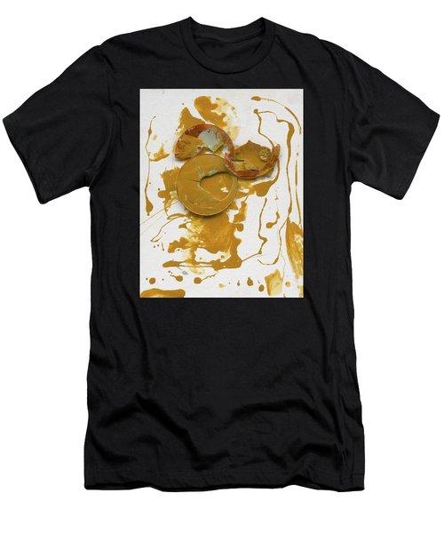 The Original Ancient Warrior Men's T-Shirt (Slim Fit) by Talisa Hartley