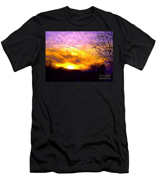 The Other Side Of The Rainbow Men's T-Shirt (Athletic Fit)