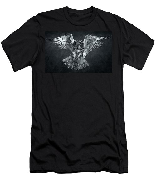 The Owl 2 Men's T-Shirt (Athletic Fit)