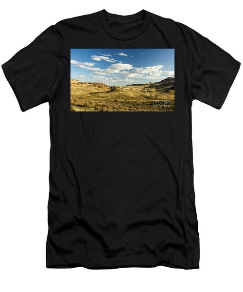 The Owyhee Desert Idaho Journey Landscape Photography By Kaylyn Franks  Men's T-Shirt (Athletic Fit)