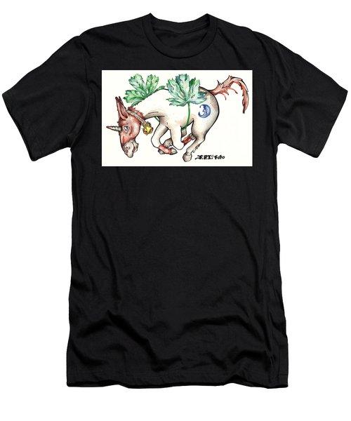 Real Fake News Ozark Ufo Foto Men's T-Shirt (Athletic Fit)