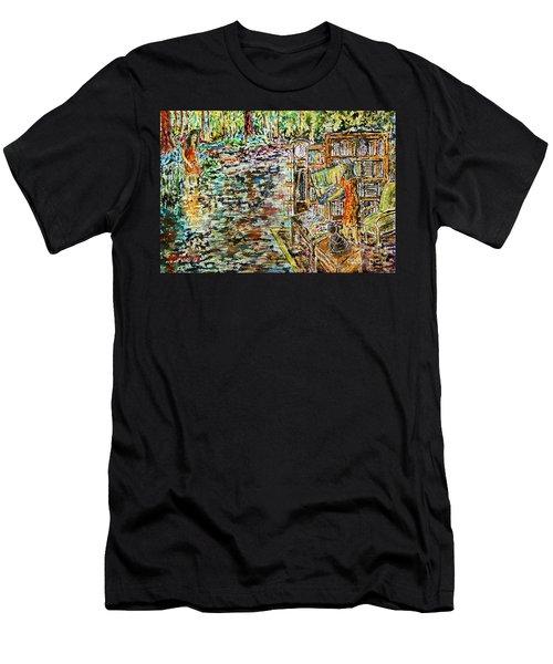 The Paintress Men's T-Shirt (Athletic Fit)
