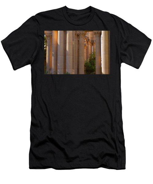 The Palace Columns Men's T-Shirt (Athletic Fit)