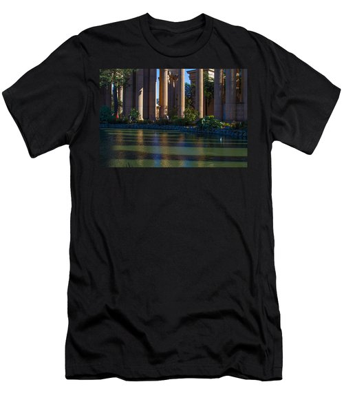 The Palace Pond Men's T-Shirt (Athletic Fit)
